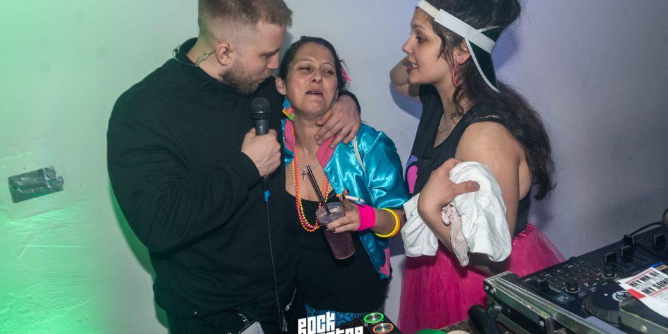 """Fasnet """"Ochsen"""" Neuhausen DJ Rockmaster B (Tag 4/5 So. 21.02.20)"""